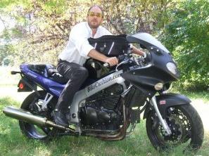 BikeCushion.com founder designer